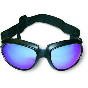 ALLEGRO 06AC-1204 Action Goggles, Smoke Lens, Blue/Purple Revo Mirror, 1 each | AG8EWQ
