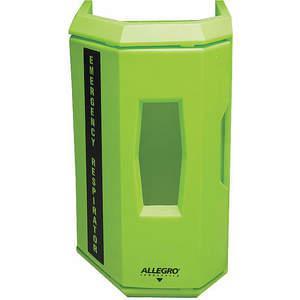ALLEGRO 4550Hi-vizグリーンシングルEbaウォールケース| AE4LFR 5LGJ0