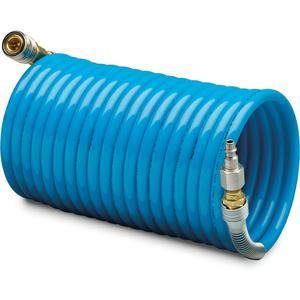 ALLEGRO 9101-25CB高圧エアラインホース、25フィート、185 psi、青| AG8FDV