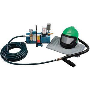 ALLEGRO 9285-01 Nova 2000ヘルメット低圧システム、3/4 hpポンプ、115 V | AF4VPW 9LHY7