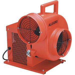 ALLEGRO9504閉所での送風機遠心1/3馬力| AE3YQX 5GVU5