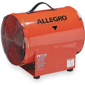 ALLEGRO9509-01閉所でのファンの軸方向防爆直径12インチ| AD2GEJ 3PAK4