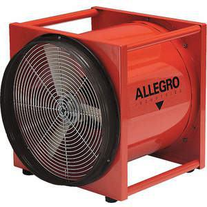 ALLEGRO9515-01閉所ファン軸方向防爆直径16インチ| AD2GEK 3PAK5