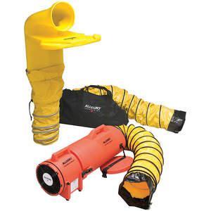ALLEGRO 9520-36MアキシャルACおよびDCプラスチックブロワーシステム、816 cfm、4200 rpm | AE4VBA 5MWH0
