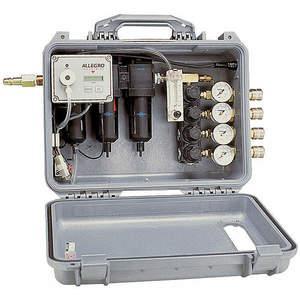 ALLEGRO 9876-MRポータブルろ過パネル、マルチレギュレーター、6ワーカー| AA3UHX 11V246
