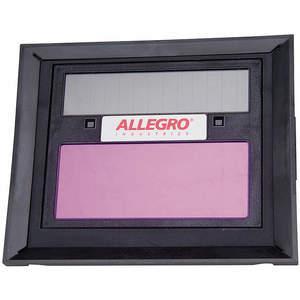 ALLEGRO9904-36交換用アウターレンズポリカーボネート  AF7ZFY 23UA44