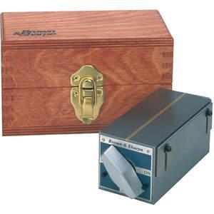 BROWN & SHARPE 599-760 Magnetisch blok L 5.25 W 2.43 H 2.43 Inch   AC7MDA 38N974