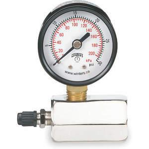 CHERNE 19698 Testmeter Lucht 0-30 Psi | AC2AAP 2HCE6