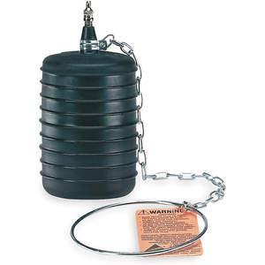 CHERNE 270067 Testbalplug pneumatisch maat 6 In | AB3WRC 1VNF3