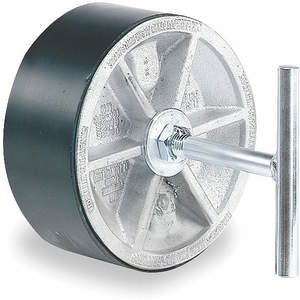 CHERNE 272914 Pijpplug Mechanisch 10 Inch Aluminium | AD2EXB 3NWA8