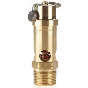 CONRADER SRV530-3 / 4-125 Veiligheidsklep Zachte Zitting 3/4 Inch 125 Psi | AA7GKR 15X903