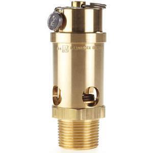 CONRADER SRV765-1-275 Veiligheidsklep Zachte Zitting 1 Inch 275 Psi | AA7GLY 15X932