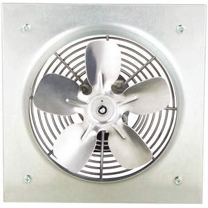 Direct Drive Exhaust Fans with Intake Guards