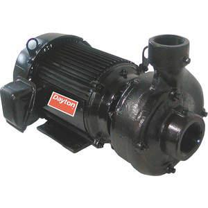 Straight Center Discharge Pumps