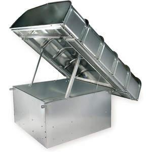 Gravity Exhaust and Supply Ventilators