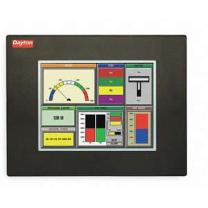 PLC Displays and Touch Panels