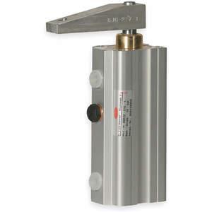 DESTACO 89R40-010-2 Pneumatic Swing Clamp, 31.5 mm Stroke, 94 Lb | AC8PJR 3CXL3