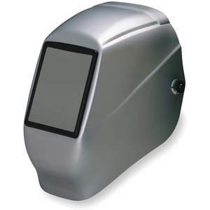 Welding Helmet,Shade 10,White HONEYWELL FIBRE-METAL 110PWE