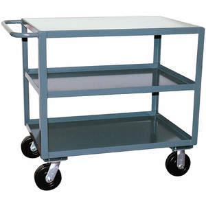 Jamco XY236-U5   Utility Cart Stainless Steel 36 Lx24 W ...