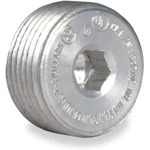 KILLARK CUP-5 Plug Verzonken 1-1 / 2 In   AC2UVB 2MY88