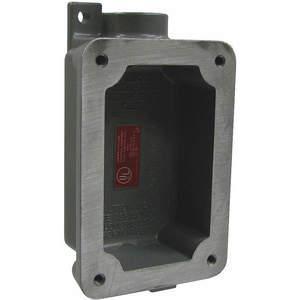 KILLARK FXB-1 apparaatdoos 1/2 inch naaf 15.5cu-in | AD9PTR 4TZU2