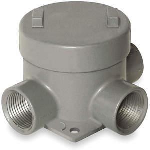 KILLARK GEBT-25 Conduit Outlet Body Aluminum T | AH2PWG 2NVL8