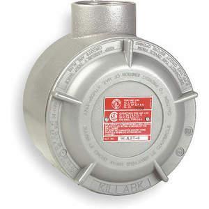 KILLARK GECET-3 Leidinguitlaatbehuizing Aluminium E   AH2PLB 2LLN4
