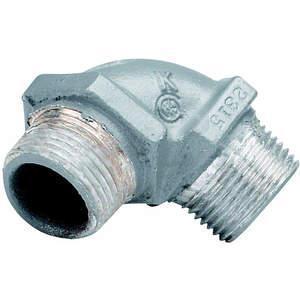 KILLARK MM-90-1WW Male naar Male 90 graden elleboog gevaarlijke locatie 1/2 inch aluminium   AA2JZU 10N061