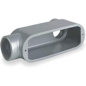 KILLARK OLB-4M Conduit Outlet Body Iron 1-1/4 Inch | AH2PTZ 2NB16
