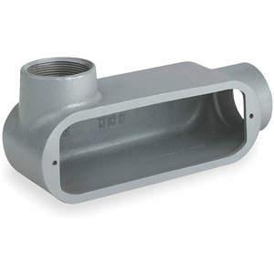 KILLARK OLL-2 Conduit Body Ll Style 3/4 Inch Aluminium | AC2VFJ 2NB26