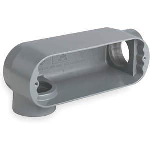 KILLARK OLR-2 Conduit Body Lr Style 3/4 Inch Aluminium | AC2VFV 2NB38