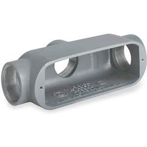 KILLARK OTB-1 Conduit Body Tb Style 1/2 Inch Aluminium | AC2VGT 2NB71
