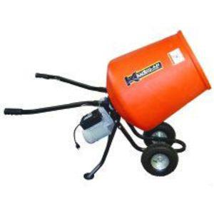 KUSHLAN PRODUCTS KPRO 350DD Wheelbarrow Cement Mixer, 3.5 Cubic Feet, 1/2 Hp | AG8HLE