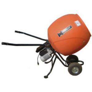 KUSHLAN PRODUCTS KPRO 600DD Wheelbarrow Cement Mixer, 6 Cubic Feet, 3/4 Hp   AG8HLF