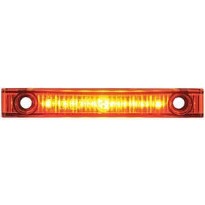 Maxxima M20341y Clearance Marker Lght Led 0 6 In Height