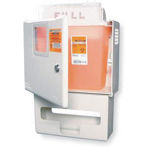 METRO SXR251 Sharps Locking Cabinet With Sharps Container | AE8NLJ 6EJH3