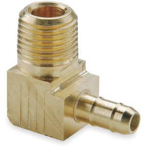 PARKER 229-4-1 Männlicher 90-Grad-Winkel 0.17 Zoll Rohrgröße Messing | AB9ZAP 2GUH6