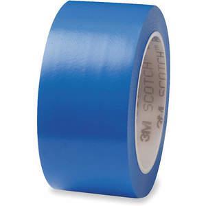 Ruban de marquage 3M 471 1 pouce largeur 108 pieds bleu | AA6ZFC 15F748