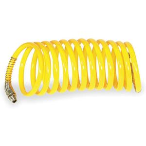 Coiled Air Hose Assembly