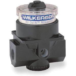 WILKERSON R21-03-000 Air Regulator 3/8 Inch Npt 180 Cfm 300 Psi   AE3UUG 5GC15