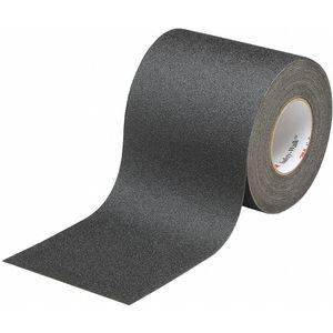 ABILITY ONE 7220-01-648-1000 Anti-Slip Tape, 4 x 60.0 Feet, Rubber Adhesive, Black | CD3VVC 52CA67