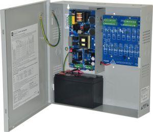 ALTRONIX AL1012M220 Modulo di distribuzione dell'alimentazione di accesso, 5 uscite PTC Classe 2, 12 V CC a 10 A, 220 V CA | CE6EKK