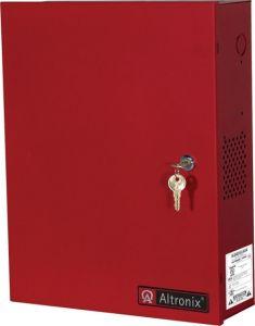 ALTRONIX AL400ULACMR Controllore di alimentazione di accesso, 8 uscite relè con fusibili, 12 / 24VDC a 4A, 115VAC | CE6ENE