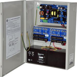 ALTRONIX AL1024XPD16220 Caricatore alimentatore, 16 uscite con fusibile, 24 V CC a 10 A, 220 V CA | CE6ELK