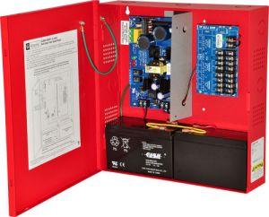 ALTRONIX AL300ULPD8CBR Caricatore alimentatore, 8 uscite PTC Classe 2, 12 / 24VDC a 2.5A, 115VAC | CE6EMJ