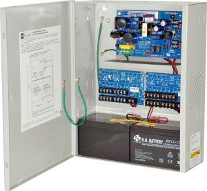 ALTRONIX AL300XPD16CB220 Caricatore alimentatore, 16 uscite PTC Classe 2, 12 / 24VDC a 2.5A, 220VAC | CE6EMU