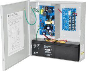ALTRONIX AL400PD8CB220 Caricatore alimentatore, 8 uscite PTC Classe 2, 12 / 24VDC a 4A, 220VAC | CE6ENC