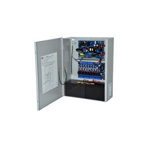 ALTRONIX AL600ACM220 Controllore di alimentazione di accesso, 8 uscite relè con fusibile, 12 / 24VDC a 6A, 220VAC | CE6ENW