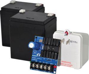 ALTRONIX AL62424C Caricatore con alimentatore lineare, uscita singola classe 2, 6/12 / 24VDC a 1.2A | CE6EPZ
