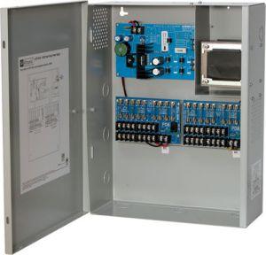 ALTRONIX ALTV1224C220 Alimentatore CCTV, 16 uscite con fusibile, 8 a 12VDC e 8 a 24VAC, 7A, 220VAC | CE6EQE